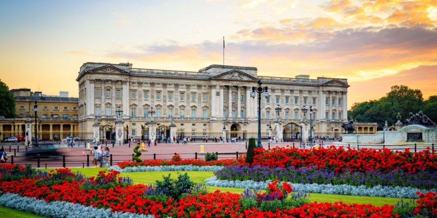 Buckinghamshire Palace